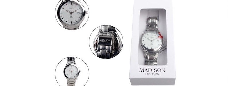 Featured image from Coming Soon! Madison New York Watches