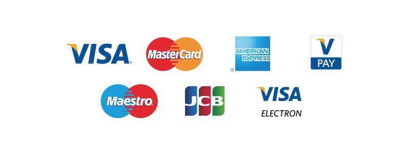 We have updated our payment methods.....